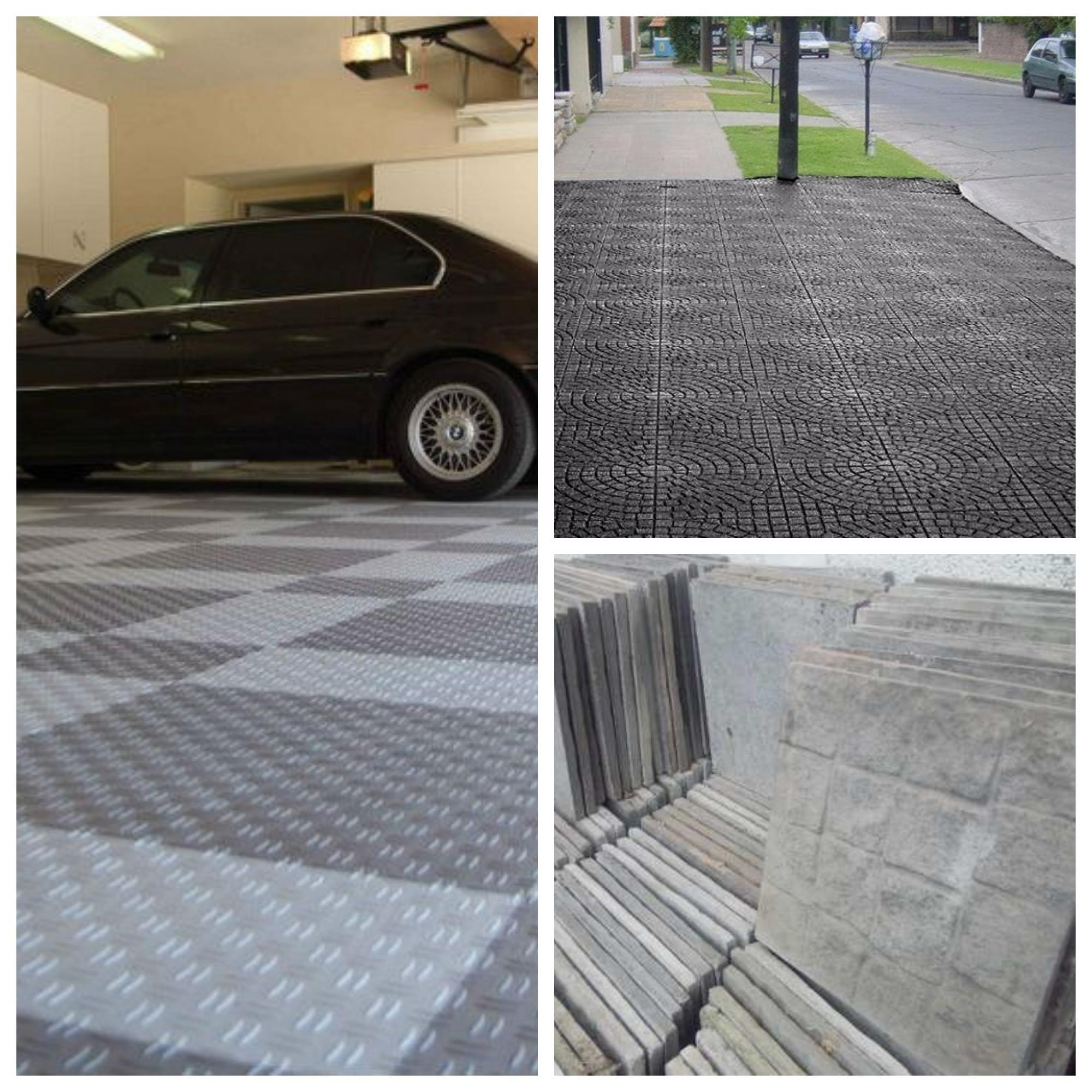 Baldosas para garaje baldosones para el suelo y piso - Suelo para garaje ...