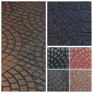 70 baldosas para veredas patios pisos f brica en zona for Mosaicos para exterior