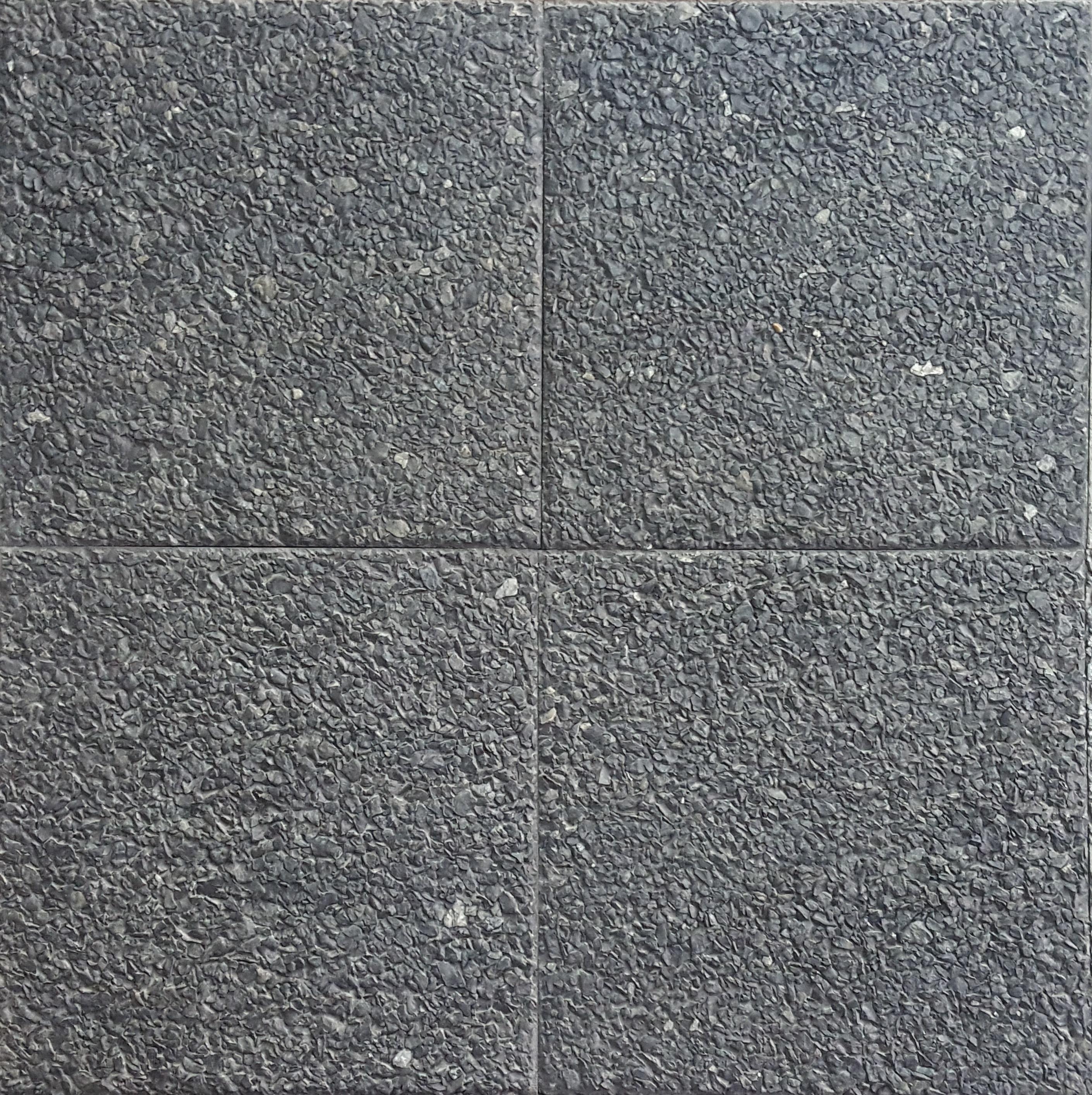 Piedra partida negra e01 baldosaszonasur2a Baldosa pared piedra
